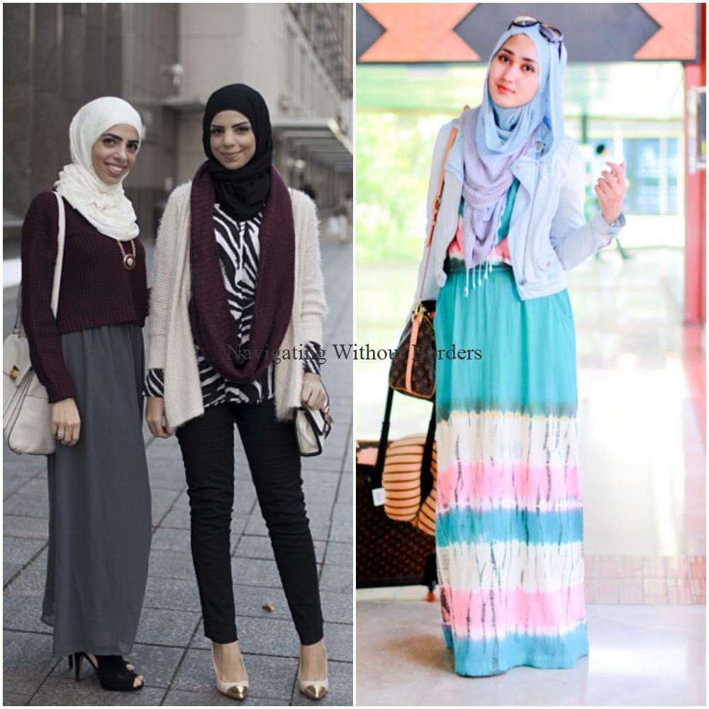 morocco hijabi women