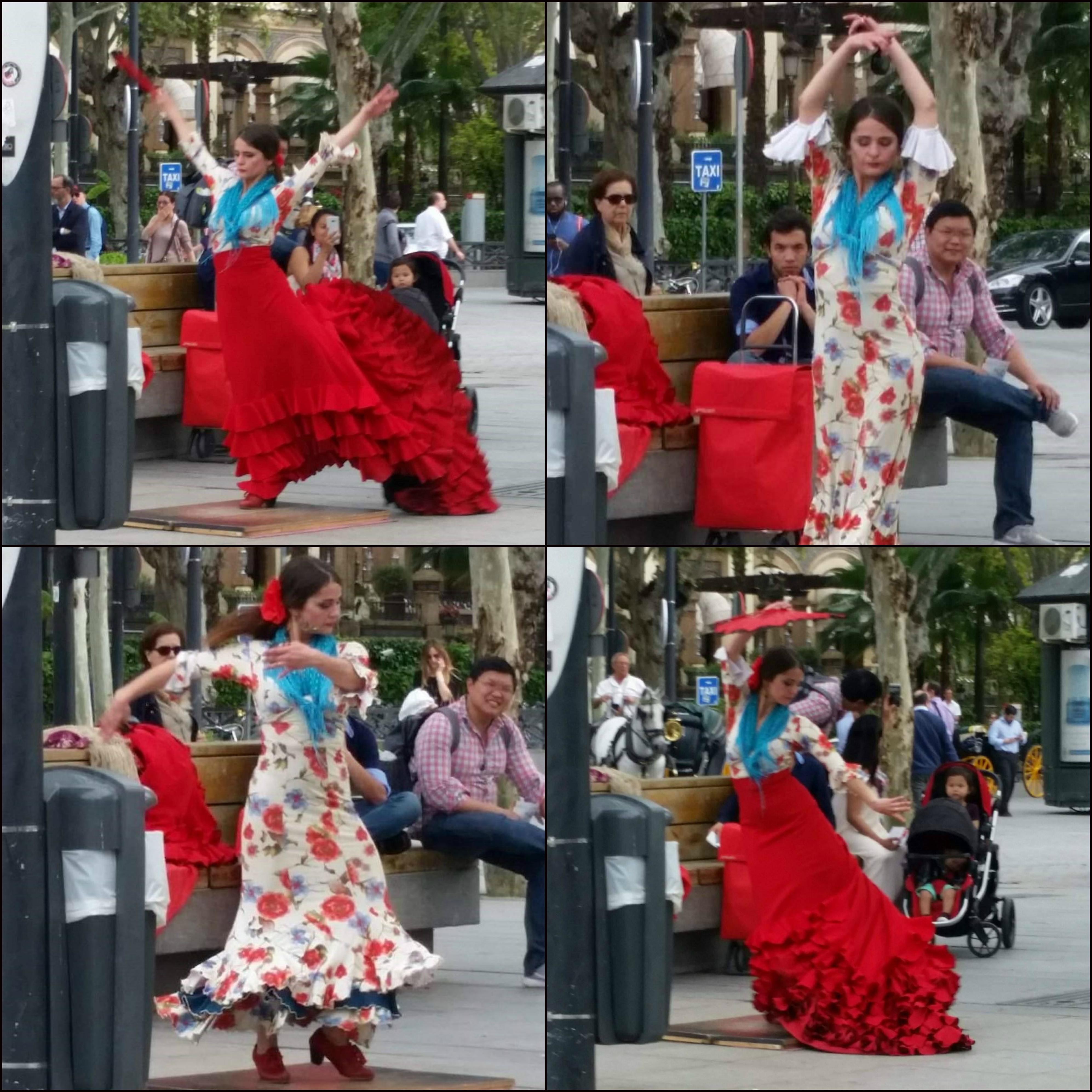 Flamenco in Seville 3